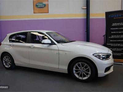 gebraucht BMW 118 d F20 5p. Diesel AUTOMATICO - PRECIO FINAL-
