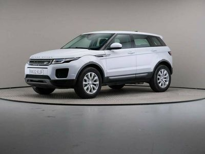usado Land Rover Range Rover evoque Range Rover Evoque TD4 Pure