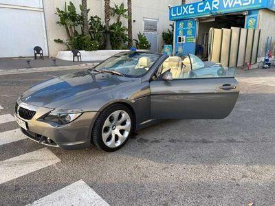 usado BMW 630 6er Aut.