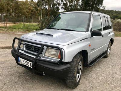 usado Suzuki Vitara 1.9TD Wagon Lujo