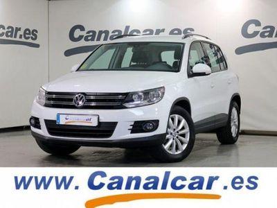 brugt VW Tiguan 2.0TDI BMT Cross 4x2 110