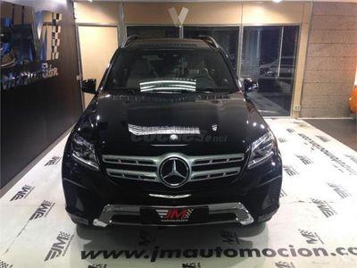 usado Mercedes GLS400 Clase Gls4matic 5p. -16