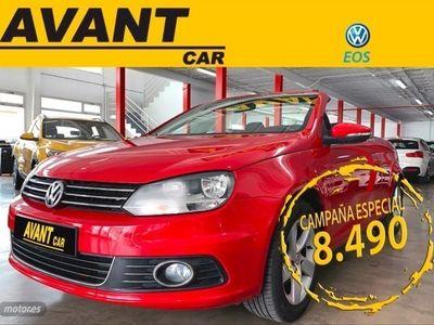usado VW Eos 1.4 TSI 122cv Excellence