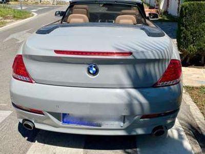 usado BMW 650 Cabriolet Serie 6 E64 Cabrio