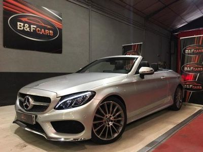 used Mercedes C220 Cabrio d 9G-Tronic