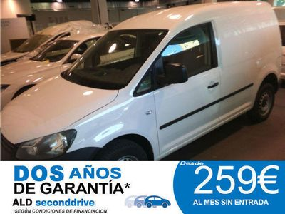 usado VW Caddy Furgon 2.0 TDI PRO 4motion 81 kW (110 CV)