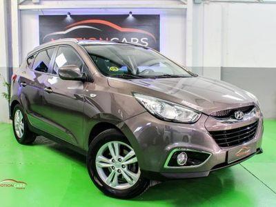 used Hyundai ix35 1.7CRDI Comfort Sky 4x2