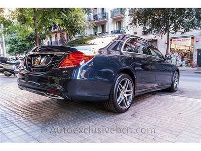 usado Mercedes S350 d Largo *AMG*Techo*TV*Nighvision*570€