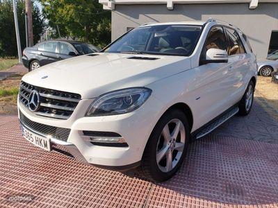usado Mercedes ML350 M BlueTec 4M 7G Plus