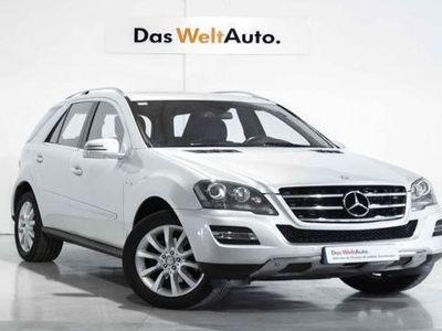 second-hand Mercedes ML300 Clase M W164 Diesel CDI