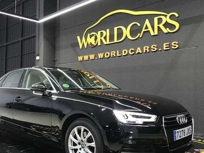 usado Audi A4 2.0TDI Advanced edition S tronic 110kW