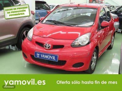 usado Toyota Aygo 1.0 VVTi Blue