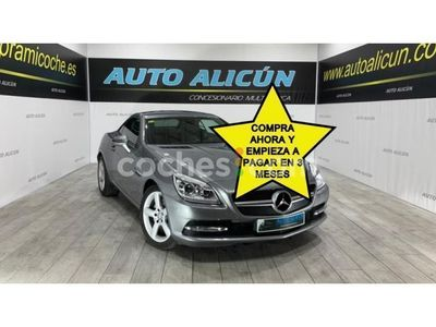 usado Mercedes SLK250 Cdi Be