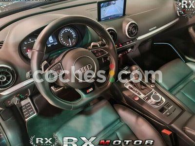 usado Audi A3 S3 2.0 Tfsi Quattro S-tronic 300 cv en Salamanca