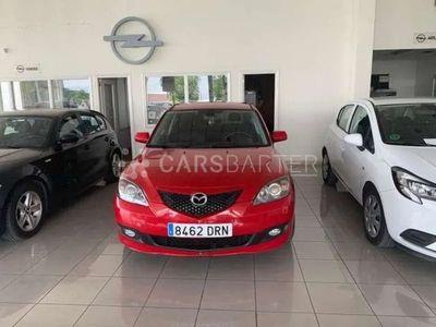 usado Mazda 3 1.6 CRTD Sportive 80 kW (109 CV) 5p