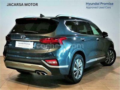 usado Hyundai Santa Fe 2.2crdi 4x4 Style 7s Aut. 200 cv en Jaen