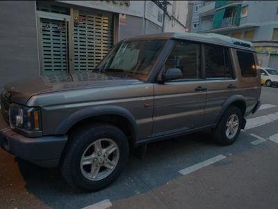 usado Land Rover Discovery 2.5 Td5 HSE