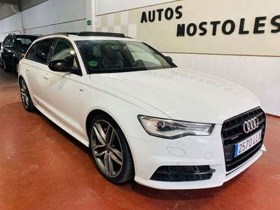 usado Audi A6 Avant 3.0BiTDI Competition Q.Tip. 240kW