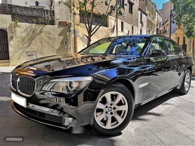 usado BMW 730 Serie 7 F01/F02 Diesel-NACIONAL-LIBRO REVISIONES-