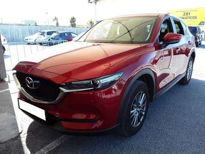usado Mazda CX-5 2.0 Skyactiv-G Evolution Navi 2WD Aut. 121kW