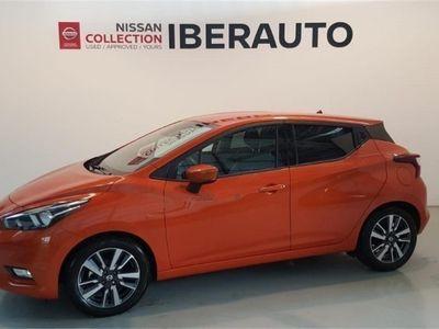 brugt Nissan Micra IG-T S