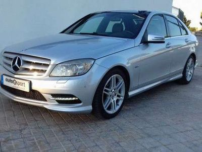 usado Mercedes C350 CDI BE Avantgarde Aut.