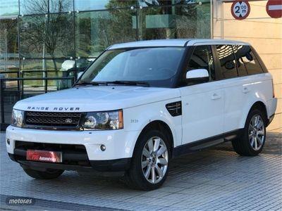 brugt Land Rover Range Rover Sport 3.0 SDV6 255 CV HSE