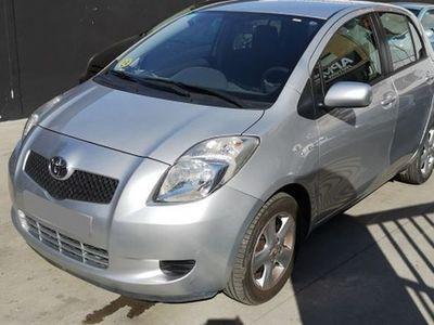 brugt Toyota Yaris 1.4 D4D Luna