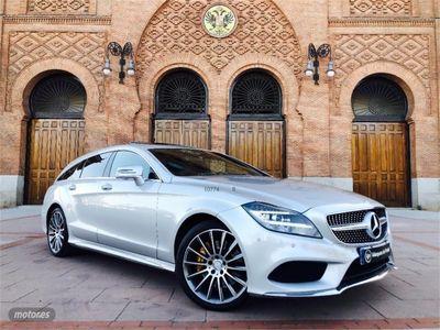 usado Mercedes CLS350 Shooting Brake CDI Aut. AMG