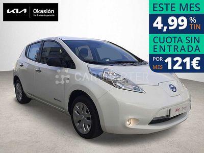 usado Nissan Leaf 109 PS VISIA 5P 5p