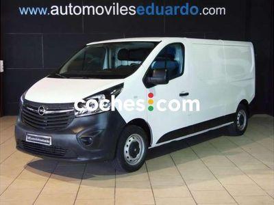 usado Opel Vivaro Plataforma Cabina 1.6cdti 29 L2 115