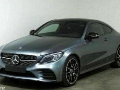 usado Mercedes C300 Clase C Coupe