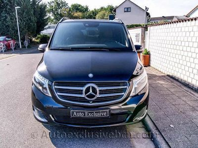 used Mercedes V250 d Largo Avantgarde   Piel   Full Equip   304 €