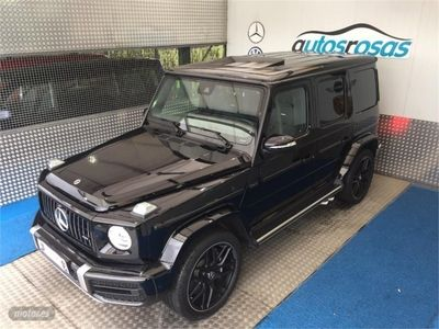 second-hand Mercedes G63 AMG Clase G AMG