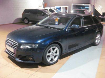 brugt Audi A4 Avant 2.7TDI Multitronic Sportpacket