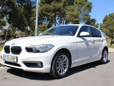 usado BMW 116 Serie 1 F20 5p. 5p