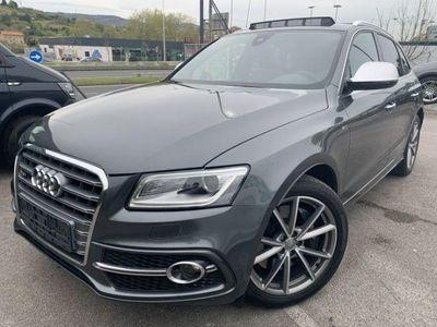 usado Audi SQ5 Q53.0TDI quattro Tiptronic 326