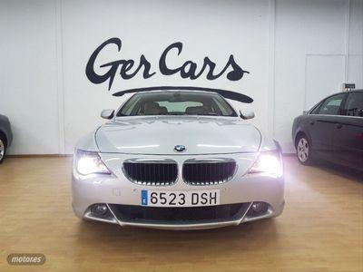 usado BMW 630 I 258CV AUT