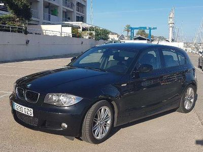 usado BMW 116 Serie 1 E81 E87 Diesel