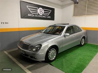 gebraucht Mercedes E280 Clase ECDI 4MATIC Elegance Auto