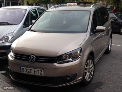 usado VW Touran 1.6 TDI Advance Bluemotion 105CV