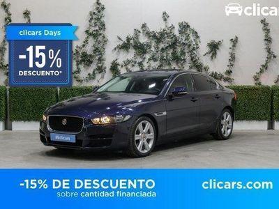 used Jaguar XE 2.0 AJ200D Diesel RWD 180cv XE-Pure