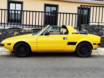 usado Fiat X 1/9