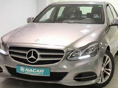 usado Mercedes 170 Clase E MB 220 CDI AVANGARDE