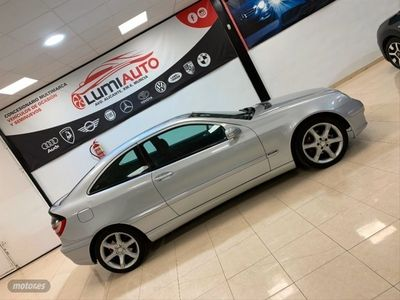 usado Mercedes C180 Clase CK SPORTCOUPE SPORT EDITION