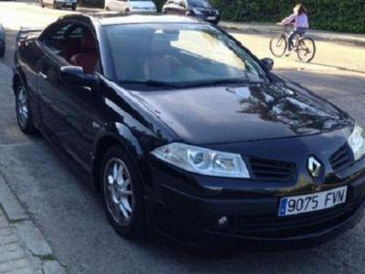 usado Renault Mégane Cabriolet Coupe Extreme 1.5dCi105 eco2 -07