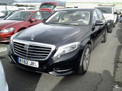 brugt Mercedes S350 350d 4M Largo 9G-Tronic