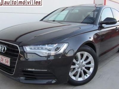 "usado Audi A6 3.0TDI V6 QUATTRO S-TRONIC 245 ""S-line"" Full Eq"
