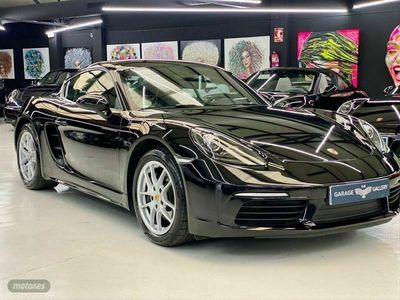 usado Porsche 718 Cayman PDK