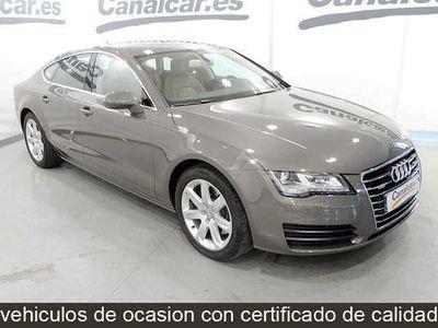 usado Audi A7 Sportback 3.0tdi Quattro S-tronic 245 245 cv en Madrid
